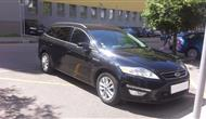Ford Mondeo Wagon photo 10