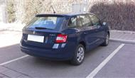 Škoda Fabia III Wagon photo 5